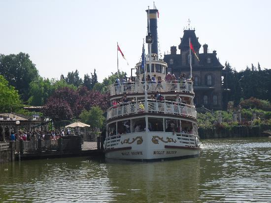 Disneyland Park: Molly Brown
