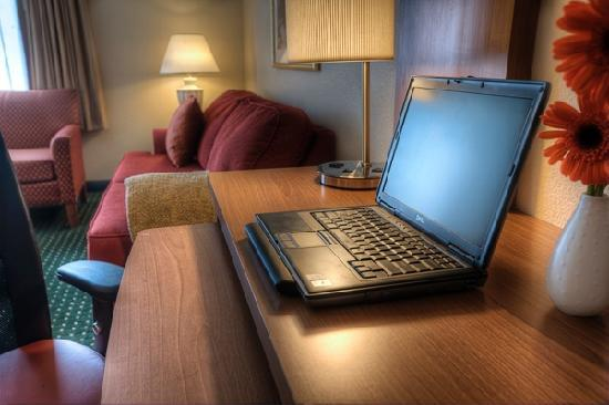 TownePlace Suites Denver Downtown: Home Office