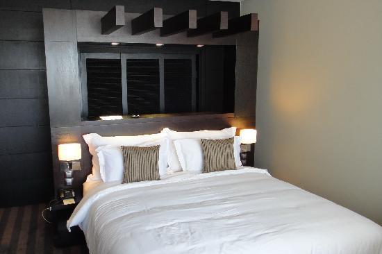 Movenpick Hotel Casablanca: The room