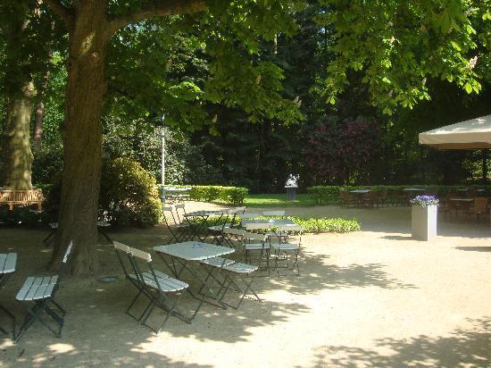 Boswachter Liesbosch: l'esterno