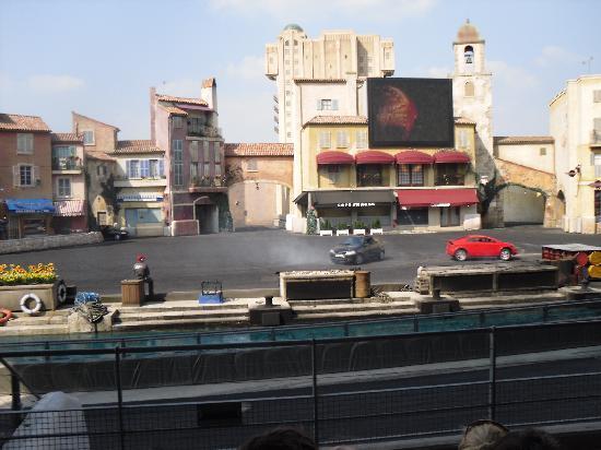 Walt Disney Studios: Stunt Show