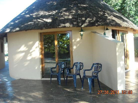 Rio Vista Lodge: The Rondawel/chalet