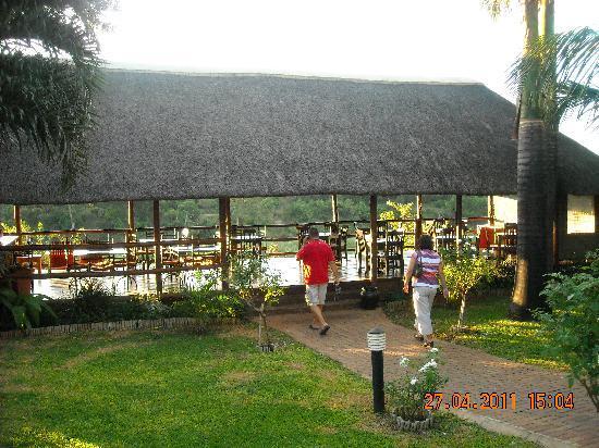 Rio Vista Lodge: Restaurant/Bar
