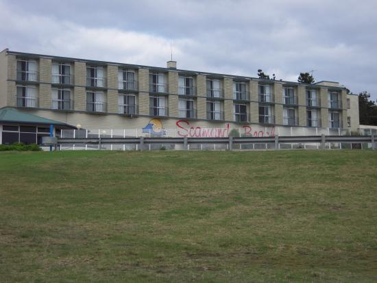 Scamander Beach Hotel Motel : Rooms 1- 24 all have water views