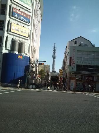 Nakamise Shopping Street (Kaminarimon): 仲見世