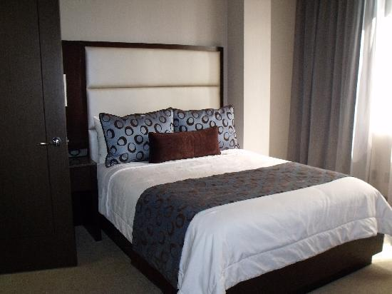 The Pearl Hotel: la habitacion