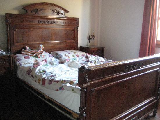 Fattoria di Castiglionchio: Schlafzimmer
