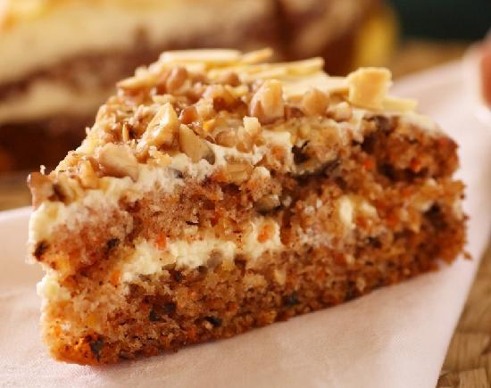 Euro-Bake: Very yummy carrot cake