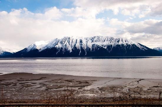 Indian, AK : View from Pepe's Turnagain House