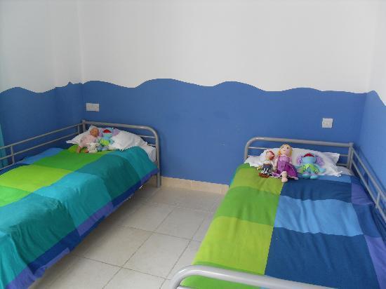 Aliathon Holiday Village: The kids room