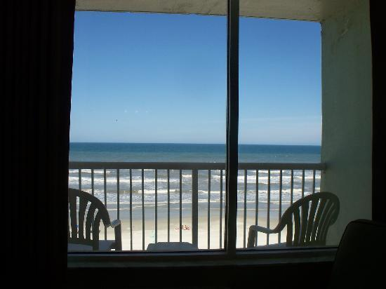Bluegreen Daytona Seabreeze, Ascend Resort Collection: View from master bedroom!!