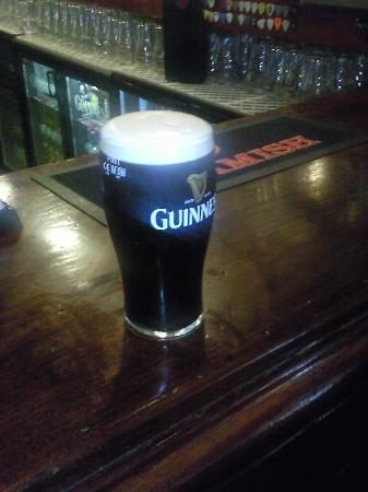Windsor Inn Cork: Great Stout !
