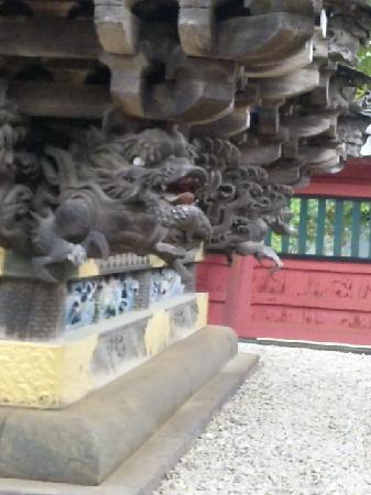 Raiden Shrine : こちらも圧巻