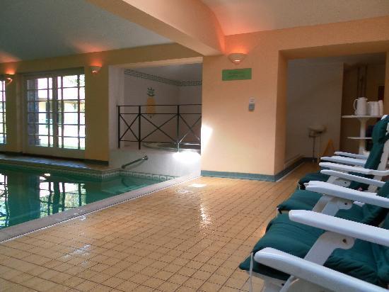 Middlethorpe Hall & Spa: spa