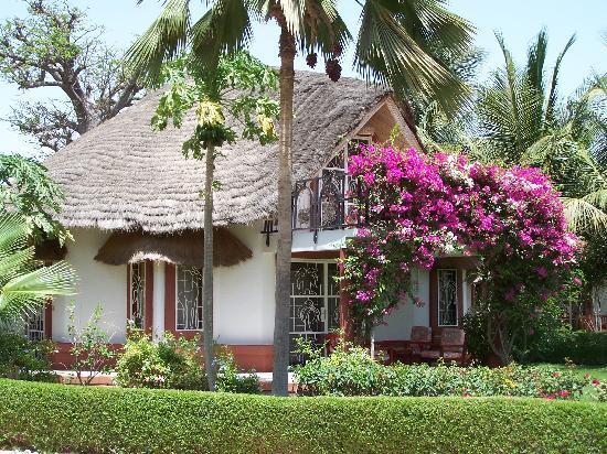 La Teranga Hotel & Villas: Couleur