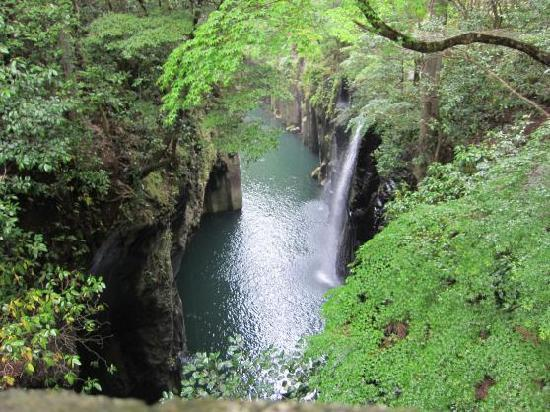 Takachiho-cho, Japan: 高千穂峡