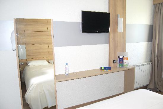 Ibis Styles Brive Ouest: Chambre double