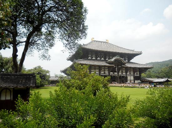 Nara, Japan: Todai-ji