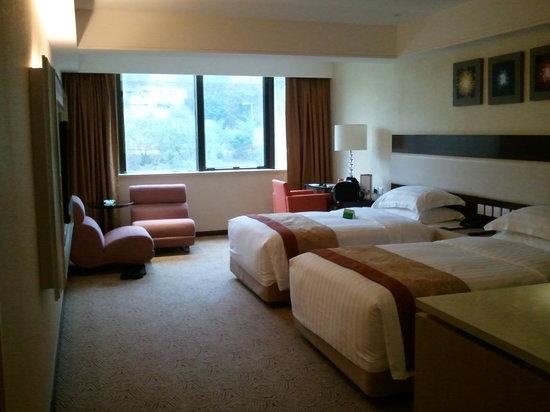 Casa Real Hotel: ちょうど良い広さの部屋