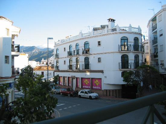 Bajamar: vom Balkon aus fotografiert
