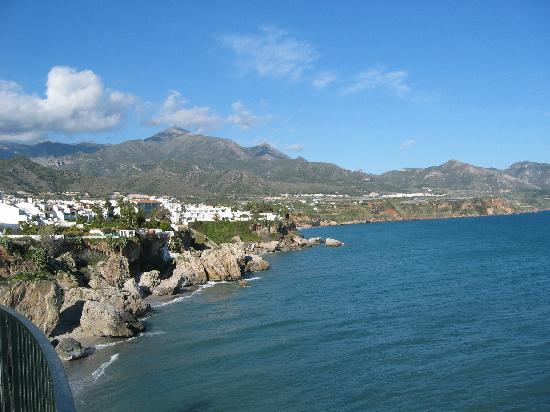 Bajamar: vom Balkon Europa fotografiert