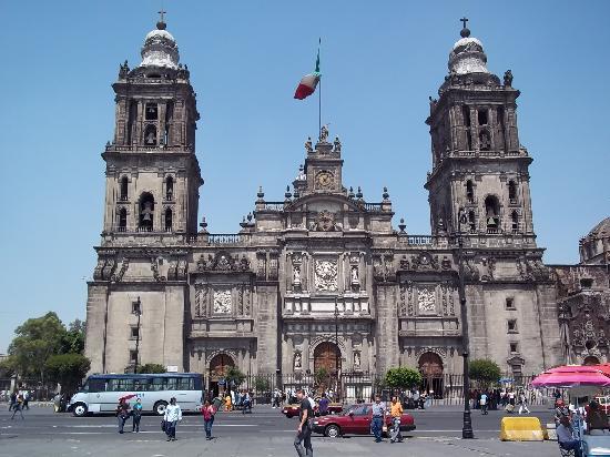 Città del Messico, Messico: catedral metropolitana