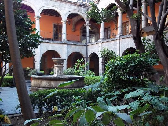 Città del Messico, Messico: hospital de Jesús Nazareno