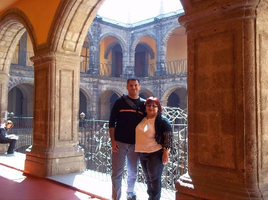 Città del Messico, Messico: en san idelfonso