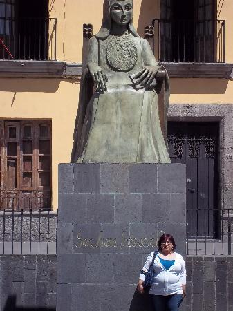 Città del Messico, Messico: afuera del claustro