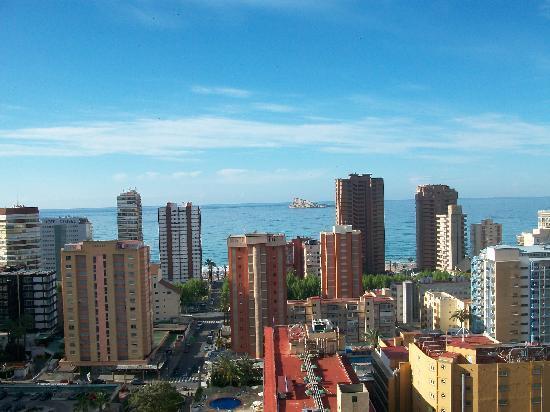 Sandos Monaco Beach Hotel & Spa: View from 15th Floor