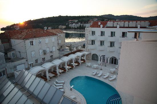 Vela Luka, Croatia: Piscina