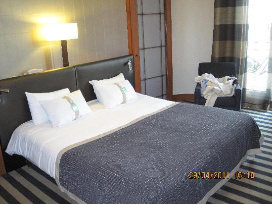 Holiday Inn Paris Gare de Lyon Bastille : executive suite