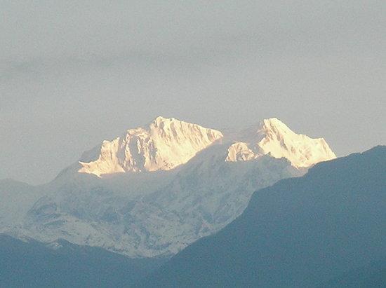 Gangtok, Indien: Khangchendzonga