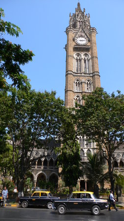 ‪Rajabai Clock Tower‬