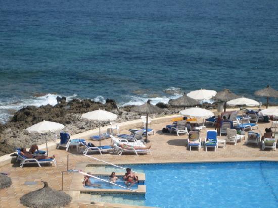 Sensimar Aguait Resort & Spa: Meerblick im Aguait