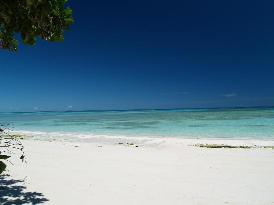 Loharano Hotel : Spiaggia di Iranjia (Nosi Bé)