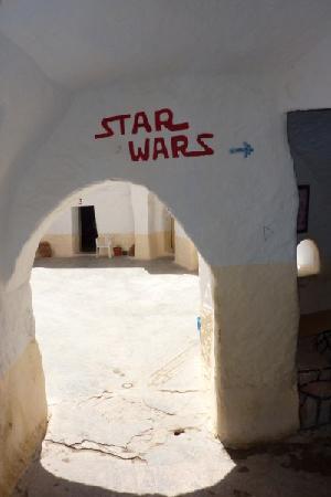 Tunisia Star Wars Hotel