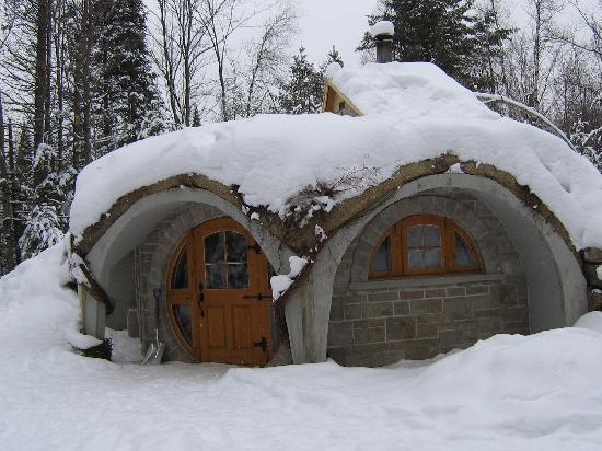 Eastman, Canadá: Le chalet le trigolo.