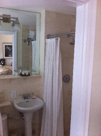 The Pillars Hotel Fort Lauderdale: Badezimmer