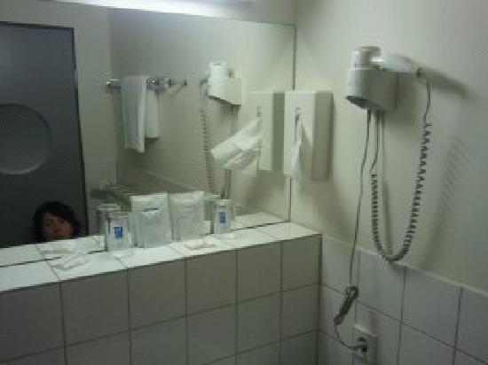 CVJM Hotel: Bad