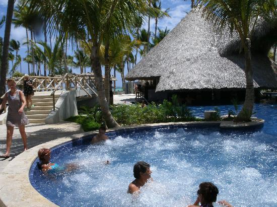 Barcelo Bavaro Palace: One of the pools
