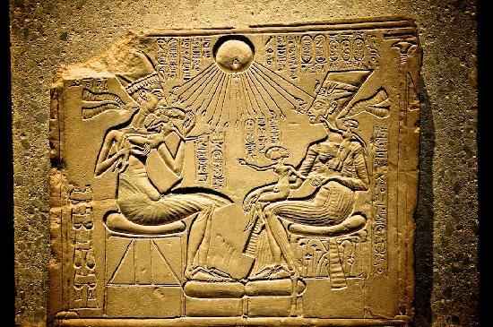 Phase Studies from Nefertiti