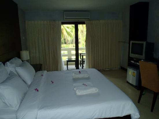 Amarin Samui Hotel: Superior Room with balcony.