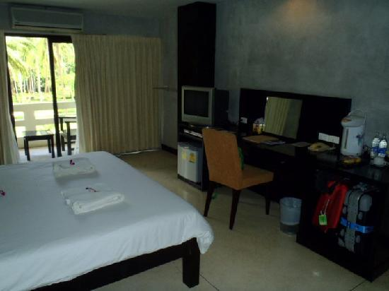 Amarin Samui Hotel: Facilities in the room