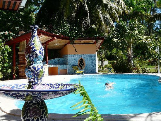 La Diguoise Guesthouse : la piscine