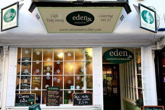 Eden cafe: Eden
