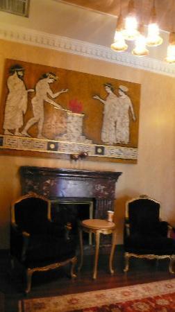 Acropolis Museum Boutique Hotel: ロビー
