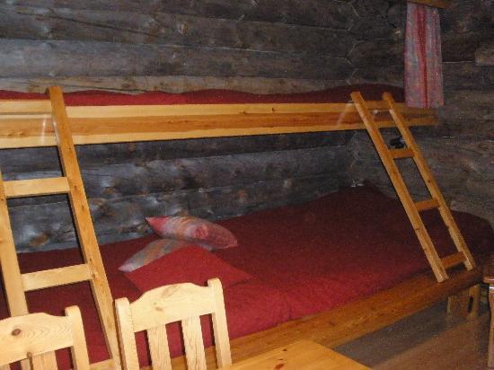 Hotel Luosto : Open Plan Cabin