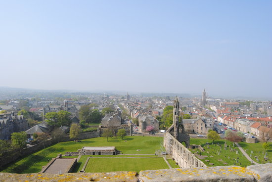 Explora Escocia: St.Andrews