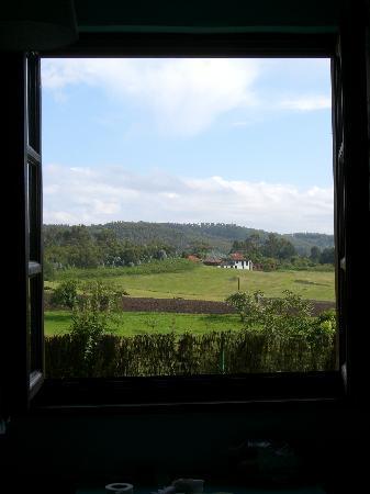 Hotel Rural La Llosa de Fombona: vistas desde la habitación